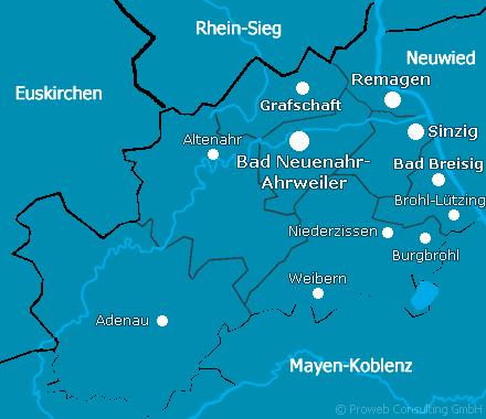 karte kreis euskirchen